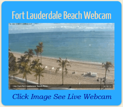 webcam ft lauderdale beach