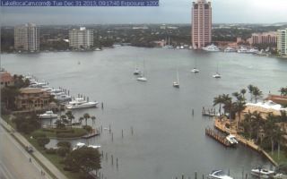 lake boca raton webcam