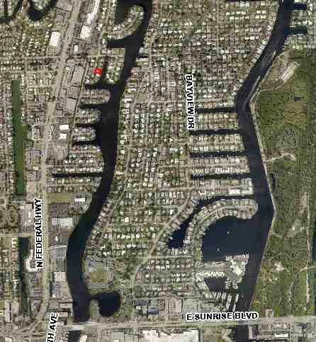 waterfront fixer upper bal harbour fort lauderdale