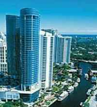 l'Hermitage luxury condominium on Fort Lauderdale Beach