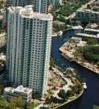 Watergarden condominium in downtown Ft Lauderdalee