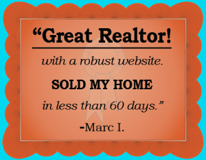 great realtor testimonial from satisfied customer