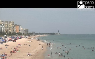 Pompano Beach Pier Live Cam The Best Beaches In World