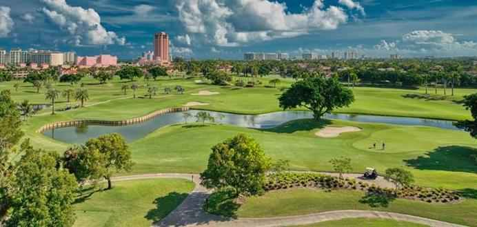 boca raton golf course homes and condos for sale